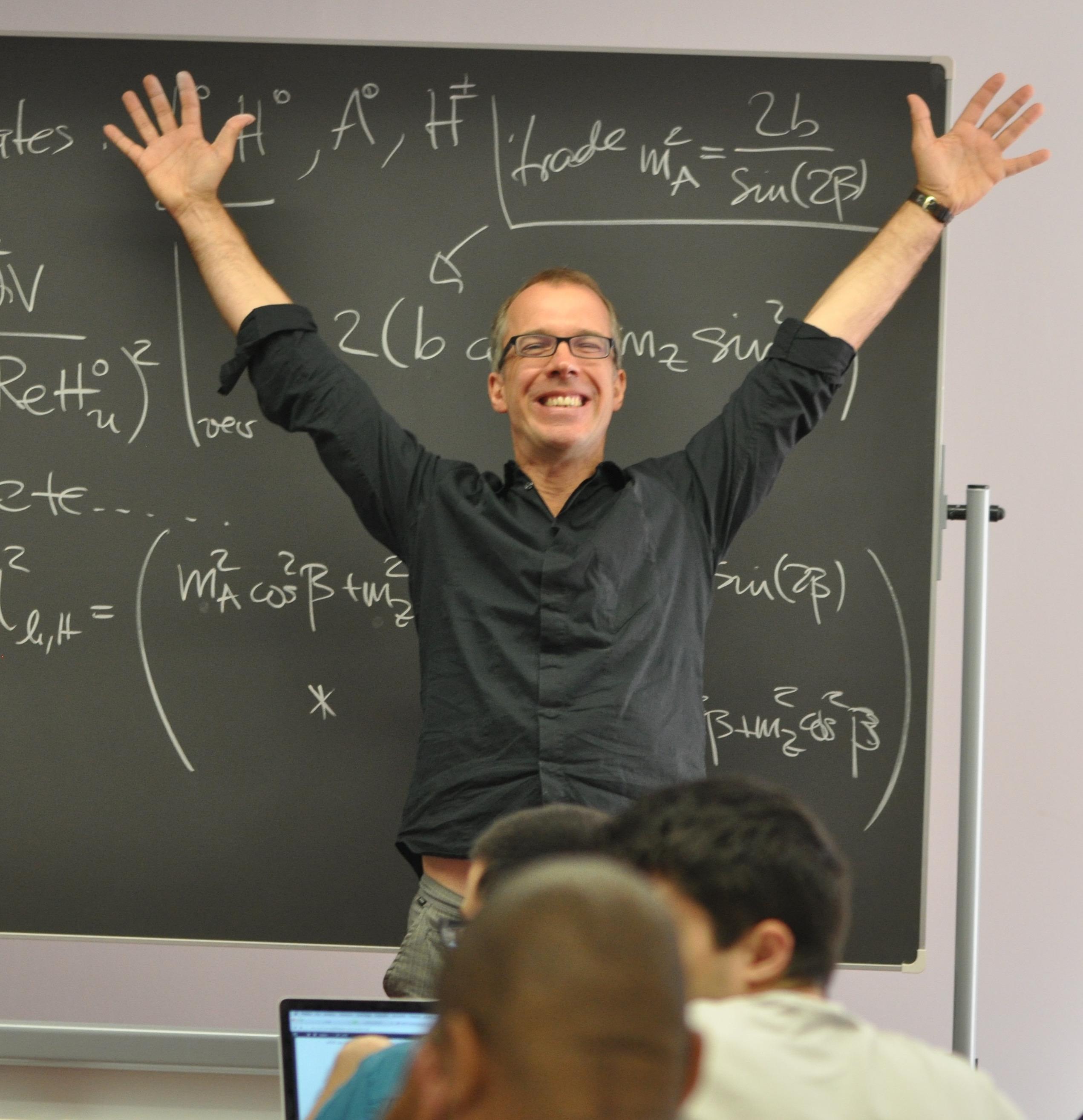 Tilman Plehn, Theoretical Physics, Heidelberg
